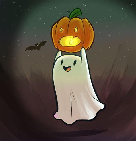 happy halloween  super cute  deviantart