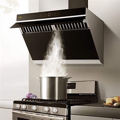 """FOTILE JQG7501 30"""" Range Hood Under Cabinet Kitchen"""