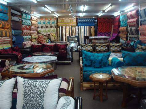 tissu canapé marocain tissu pour canapé marocain salon marocain déco