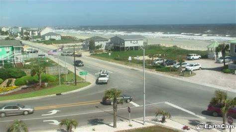 Webcam And Weather Holden Beach, North Carolina, Usa