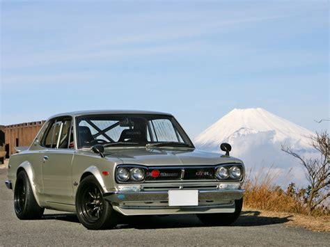 Datsun Gtr by Nissan Skyline Hakosuka Datsun Japan 1931 1986 2013