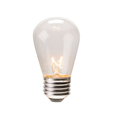 filament replacement bulb for plaza string lights