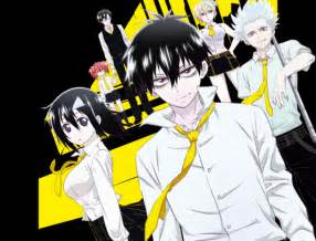 Blood Lad Anime