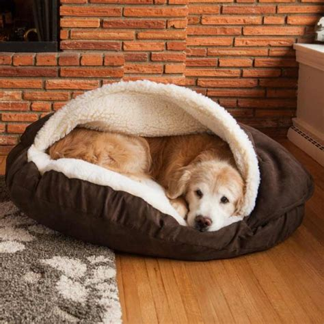 snoozer orthopedic cozy cave dog bed 6 colors 3 sizes