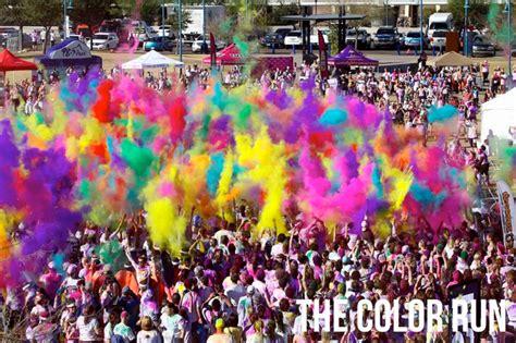 color run philadelphia the paint splattering color run hits philadelphia july 8