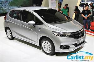 Honda Jazz Hybride 2017 : new 2017 honda jazz facelift makes global debut in malaysia auto news ~ Gottalentnigeria.com Avis de Voitures