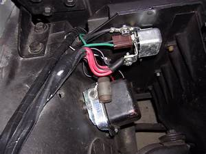 How Does The Horn Circuit Look - Corvetteforum