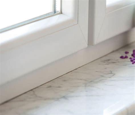 fensterbank innen marmor fensterb 228 nke aus granit marmor klepfer natursteinwerk