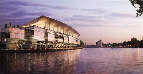 Craven Cottage by Craven Cottage Riverside Stand New Plans Revealed To Fans