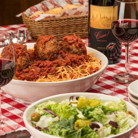 Buca di Beppo, Orlando - Florida Mall - Menu, Prices ...