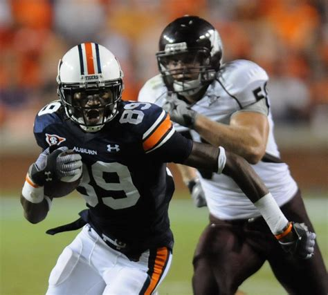 Leading pass receivers catch Auburn by surprise this ...