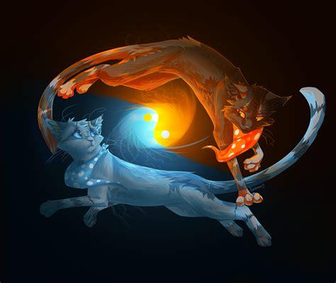 Water Animal Wallpaper - warrior cat wallpapers backgrounds 56 images