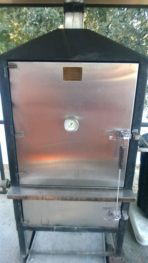 bbq concession trailer food trucks wall cabinets water steel interior tank stainless looking into gray gfi table tampa aluminum