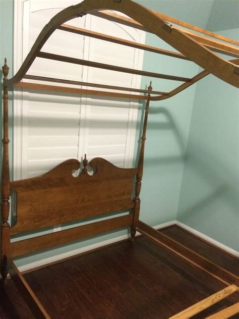 allen the bed i made ethan allen by baumritter made in vermont post