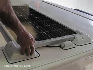 Panneau Solaire Pour Camping Car Monocristallin : kit panneau solaire pour camping car 12 24v installation et pose solaris store ~ Nature-et-papiers.com Idées de Décoration