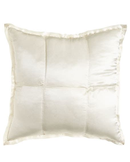 donna karan home european collection quilted silk donna karan home moonscape bedding