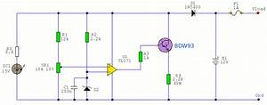 Circuit Diagram And Electronic Circuits Projects  Solar