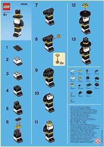 Thanksgiving Lego Instructions