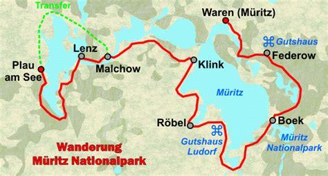 mueritz nationalpark wanderung um deutschlands groessten