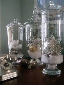winter apothecary jar fillers ideas juxtapost