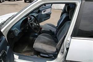 1991 Honda Civic Lx Sedan 5 Speed Manual 4 Cylinder No