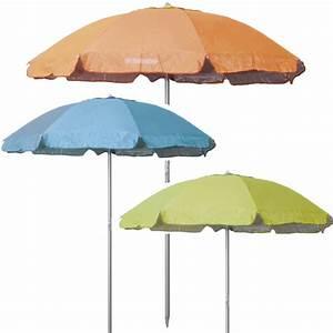 Sonnenschirm Uv Schutz 50 : sonnenschirm sun parsol 200cm farblich sortiert mit uv schutz 611990 ~ Markanthonyermac.com Haus und Dekorationen