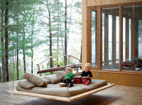 Outdoors Bed : 29 Hanging Bed Design Ideas To Swing In The Good Times