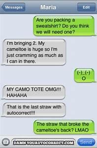 Damn You Auto Correct Founder Picks 12 Funniest Texts Ever ...