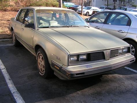 Kridley 1985 Pontiac 6000 Specs, Photos, Modification Info