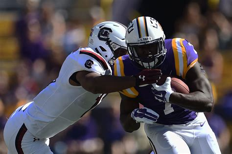 South Carolina football: Game time set for matchup with LSU