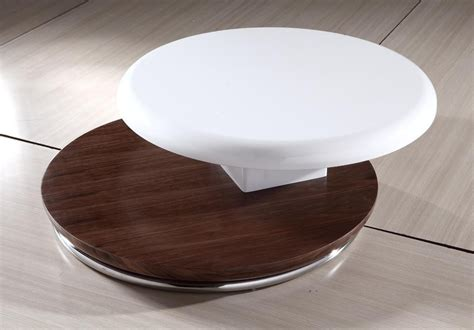 All Modern Round Coffee Table With Storage