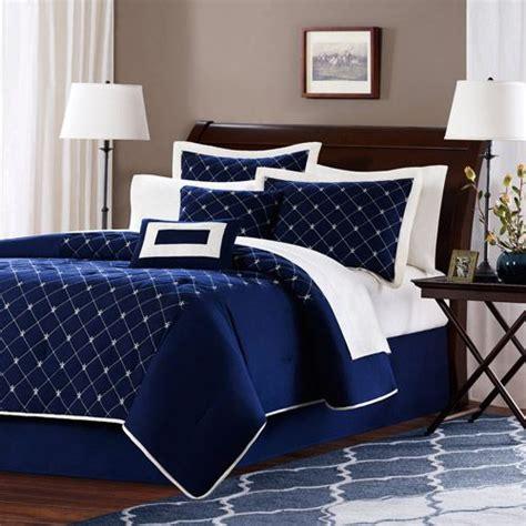 navy blue comforter sets ideas  pinterest