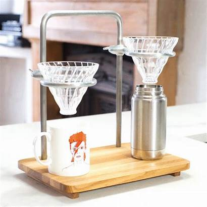 Pour Coffee Maker Lab Dual Kickstarter Gadgets