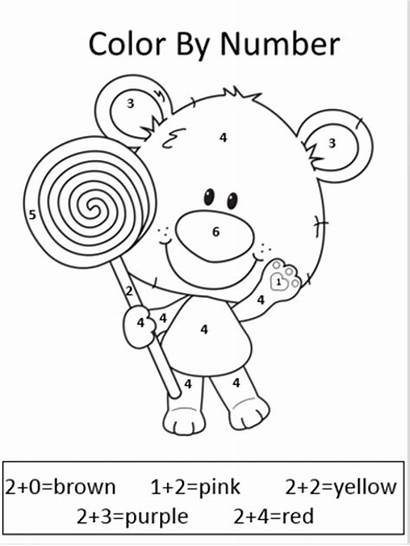 Grade Coloring Pages Math 1st Printable Getcolorings