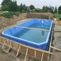 pool eingraben ohne beton pool ohne beton conzero poolsystem ohne beton einlass pool pool ohne beton conzero einbauset