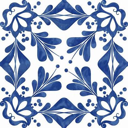 Pattern Tiles Vector Textured Illustration Tile Vectors