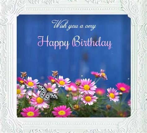 colorful birthday wishes  flowers  birthday wishes