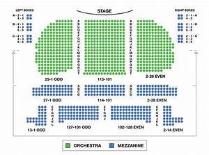 Eugene O Neill Seating Chart Eugene O 39 Neill Theatre Broadway Seating Charts
