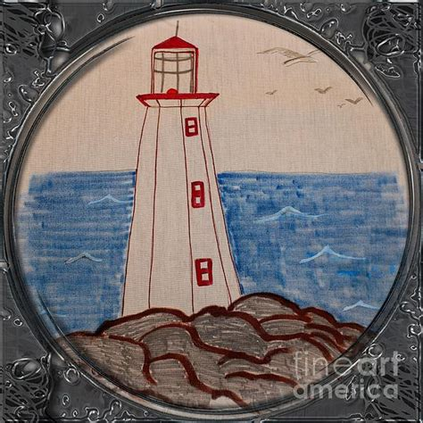 quilts for sale in newfoundland white lighthouse porthole vignette tote bag for sale by