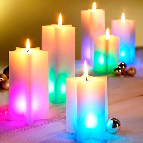 Mit Kerzen by Kerzen Trio Quot Regenbogen Quot Kaufen Die Moderne Hausfrau