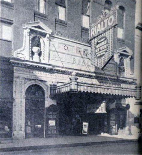 rialto theatre cinema treasures