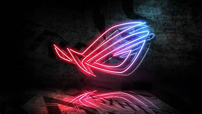 Pc Asus Fond Gaming 4k Neon Wallpapers