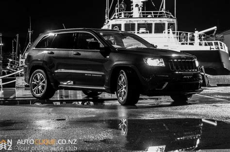jeep grand cherokee srt car review american suv
