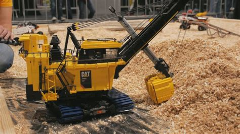 lego pf caterpillar  electric rope shovel  konajra