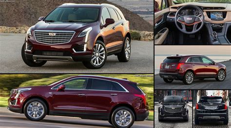 cadillac xt  pictures information specs