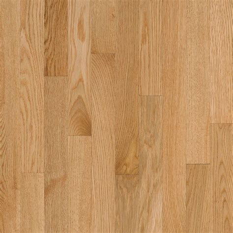 hardwood flooring at home depot bruce natural reflections oak natural 5 16 in thick x 2 1 4 in wide x random length solid