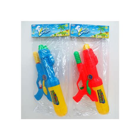 24 units of quot 2noozle water gun w in poly bag at alltimetrading