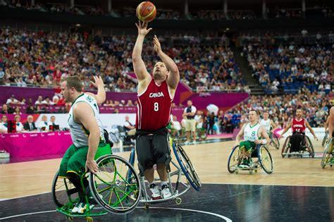 Wheelchair Basketball - AUS vs CAN - Men's Final - London ...