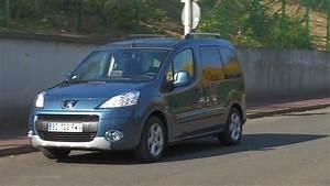Essai Peugeot Partner Tepee 1 6l Hdi 112 Zenith 2011
