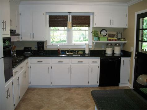 white kitchen cabinets black granite considering the and cool black kitchen cabinets 1790